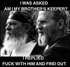 RED NECK HAVING FUN : Photo Biker Quotes, Motorcycle Quotes, Motorcycle Men, Motorcycle Posters, Gi Joe, Amazing Quotes, Best Quotes, Lone Wolf Quotes, Riding Quotes