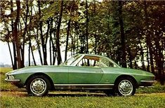 Alfa Romeo 2600 Coupé Speciale by Pininfarina (1963)