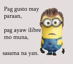 Hugot Lines Tagalog Love, Funny Qoutes, Pinoy, Minions, Jokes, Lol, Diet, Feelings, Awesome