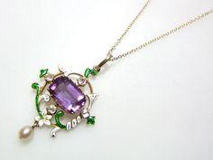 suffragette jewelry