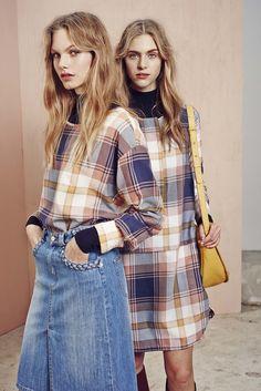 See by Chloé Pre-Fall 2015 - Slideshow - Runway, Fashion Week, Fashion Shows, Reviews and Fashion Images - WWD.com