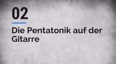 Gitarrensolo mit der Pentatonik spielen, hier lernst du Schritt für Schritt, wie es funktioniert!