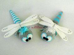 Libelle -- Häkelanleitung von Haekelkeks