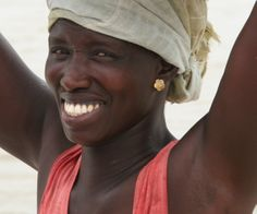 Senegal happiness