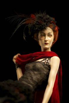 dolls by Alexandra Kokinova | jocundist