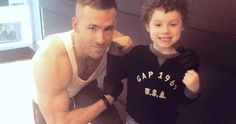 'Deadpool': Reynolds Wants R Rated Movie; Shows Off Muscles -- Ryan Reynolds shows off his 'Deadpool' muscles in a new Twitter photo while explaining that he will fight for an R rating. -- http://www.movieweb.com/deadpool-movie-r-rated-ryan-reynolds-muscles-photo