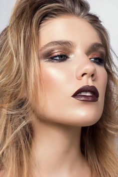 Beauty Retouching - Sexy smokey eye. Check my latest photo retouching work on my website! See more, contact me for info! Share if you love it! #photography #retouching #photographer #retoucher #beauty