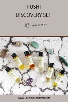 Do you like trying out different oils for your face and hair? Then check out the Fushi Discovery Set, full of essential beauty oils. #beauty #bbloggers #beautyoils #haircare #skincare Vegan Makeup, Beauty Hacks, Beauty Tips, Body Care, Discovery, Hair Care, Skincare, Face, Check