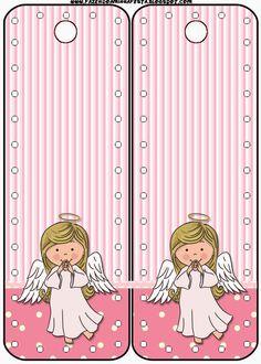 Angelita: Imprimibles y Fondos Gratis para Fiestas.   Ideas y material gratis para fiestas y celebraciones Oh My Fiesta!