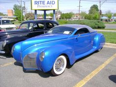 39 Lincoln Zephyr Coupe