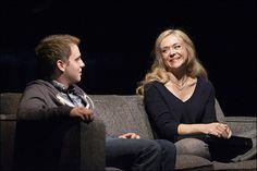 Ben Platt as Evan and Rachel Bay Jones as Heidi