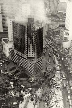 Incêndio Edifício Joelma, 1974