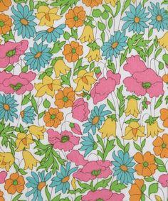 Liberty Art Fabrics Poppy And Daisy J Tana Lawn, Liberty Art Fabrics