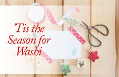 Top 10 Christmas Crafts Using Washi Tape: Washi tape is one of our favorite craft supplies. It comes in dozens of different colors and patterns, it's cheap, easy for little hands to use, and makes minimal mess — win! We've rounded up our favorite Christmas-themed washi tape ideas from around the web!