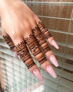 Finger Mehendi Designs, Rose Mehndi Designs, Full Hand Mehndi Designs, Mehndi Designs 2018, Mehndi Designs For Girls, Mehndi Design Photos, Mehndi Designs For Fingers, Mehndi Designs For Beginners, Henna Tattoo Designs