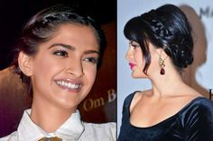 5 Trendy Hairstyle Ideas That Brides Can Try At Home After Wedding - BollywoodShaadis.com