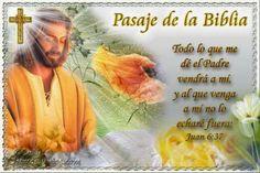 Vidas Santas: Santo Evangelio según san Juan 6:37