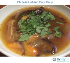 I had no idea making Chinese hot and sour soup was so easy until my mother showed me how.