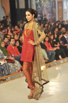 Asifa & Nabeel PBCW 2013 Collection