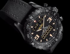 Chronospace Military - Breitling - Instruments for Professionals
