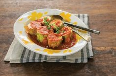 Abobrinha cozida no molho de tomate com tomilho | Panelinha - Receitas que funcionam