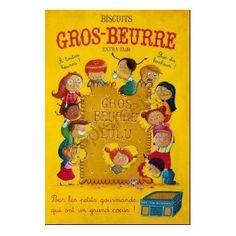 Carte Amandine Piu  Gros Beurre