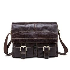 9cfd83fb56 MVA Messenger Bag Leather Men Bags Genuine Leather Bag Small Shoulder  Crossbody Bags Casual Laptop Handbag Business Briefcase