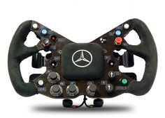 McLaren: Steering wheels through the ages. (1999 Mika Hakkinen MP4-14)