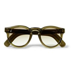 Cutler and Gross Round-Frame Sunglasses | MR PORTER
