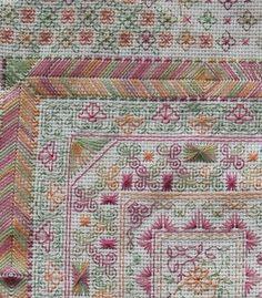 Boutique de la Brodeuse Bressane: Fleurs et Perles