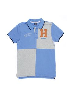 BLOCK PIQUE POLO http://www.hungover.in/