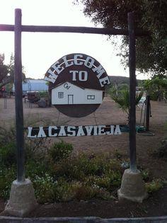 My favorite spot in Valle de Guadalupe!