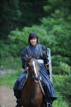 Lee Min Ho (Faith)    Can't wait for this one either. I need it now!