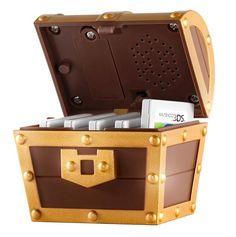 Another look at the Zelda mini treasure box ⊟ ... - Tiny Cartridge 3DS - Nintendo 3DS, DS, Wii U, and PS Vita News, Media, Comics, & Retro Junk