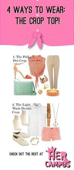 The Crop Top!