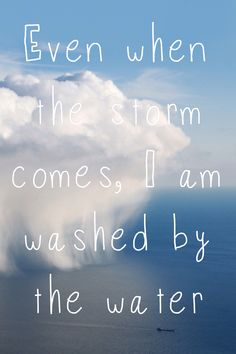 Washed By The Water - NEEDTOBREATHE