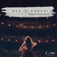 Literally. All of them. | If I Stay