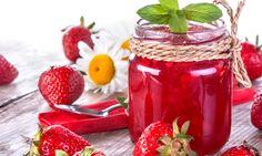 Karolienarme Stevia-Marmelade einkochen