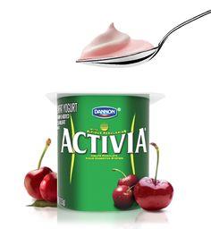Activia® Probiotic Yogurt - tasty and good for my gut!