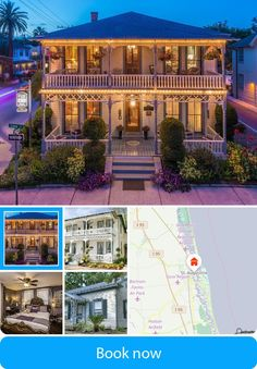 Carriage Way Bed and Breakfast (St. Augustine, USA) – Book this hotel at the cheapest price on sefibo.