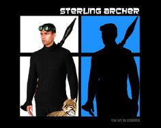jason fitzgerald archer - Google Search Archer Characters, Fictional Characters, Google Search, Movies, Movie Posters, Film Poster, Films, Popcorn Posters, Fantasy Characters