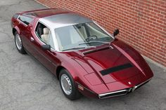1975 Maserati Bora Maintenance/restoration of old/vintage vehicles: the material for new cogs/casters/gears/pads could be cast polyamide which I (Cast polyamide) can produce. My contact: tatjana.alic14@gmail.com