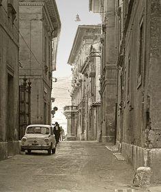 L'Aquila, Abruzzo, 1973 #TuscanyAgriturismoGiratola