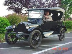 1921 Chevrolet 490 Touring
