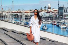 Ponta Delgada, More Pictures, We The People, Azores, Shirt Dress, Islands, How To Wear, Fashion Design, Dresses