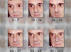 La aplicación fue creada por investigadores de la Universidad de Washington y revelan la apariencia adulta de un niño a partir de su fotogra...