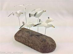 Shoeless-Joe-Seagull-Seagulls-Driftwood-Coast-Seaside-Nautical-Themed-Home-Decor