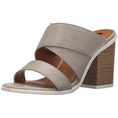 BC Womens Charmed Vegan Leather Heels Dress Sandals