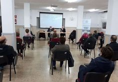 Conferència Unisocietat Alzira Valencia, Conference Room, Table, Furniture, Home Decor, Day Planners, Decoration Home, Room Decor, Tables
