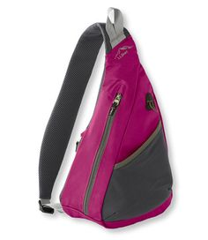 Bean's Fitness Sling Pack: Shoulder Bags   Free Shipping at L.L.Bean